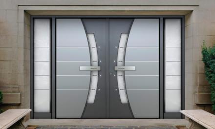 Jasa Pembuatan Pintu Aluminium