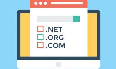 Jenis-Jenis Domain Website